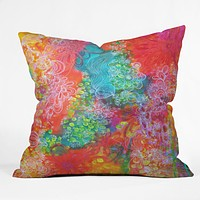Stephanie Corfee Dappled Light Throw Pillow