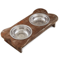 Fetch of Allegiance Pet Bowl Set