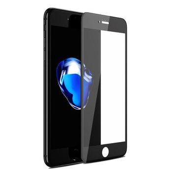 Ultrathin Color Change Screen Protector iPhone 7+,7,6s,6 Black