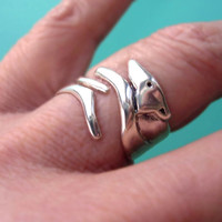 Greyhound dog ring 925 Solid sterling silver ring by RingRingRing