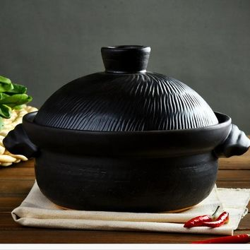 Cooking Japanese Ceramic Pottery