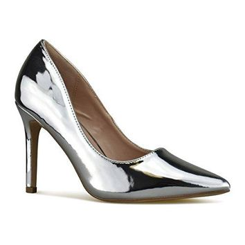 Premier Standard Womens Pointy Toe High Heel Pump Shoes