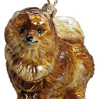 Joy to the World Collectibles 'Pomeranian' Ornament