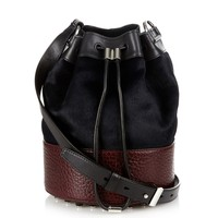 Alpha leather bucket bag | Alexander Wang | MATCHESFASHION.COM US