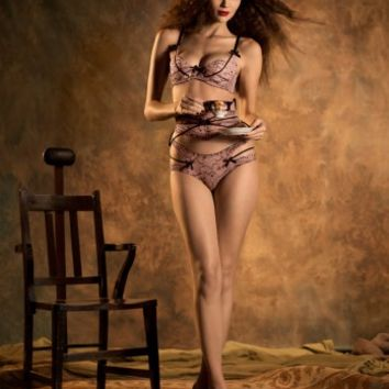 Waspies by Agent Provocateur - Caitlin Waspie