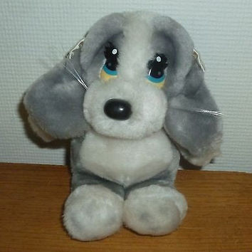 Vintage Sad Sam's Girlfriend Honey Dog Plush Animal