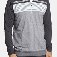 Men's Travis Mathew 'Willie' Quarter Zip Pullover