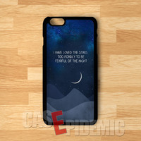 moon eclips quote-yah for iPhone 4/4S/5/5S/5C/6/ 6+,samsung S3/S4/S5,S6 Regular,S6 edge,samsung note 3/4