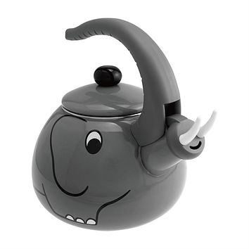 Elephant Whistling Tea Kettle