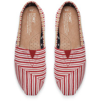 AMERICANA RED STRIPE WOMEN'S CLASSICS