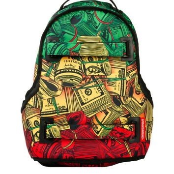 Lion Pride Money Skate Backpack (SPRAYGROUND)