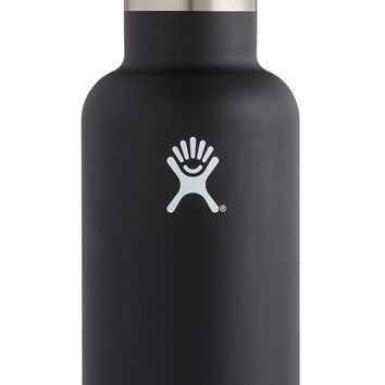 64 oz Growler Hydro Flask - Black