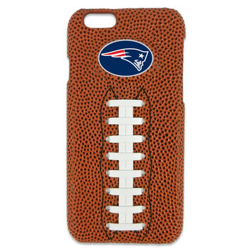 New England Patriots Classic NFL Football iPhone 6 Case