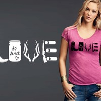 Country Love T-shirt | Country T shirt