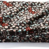 REI Floral Fleece Blanket