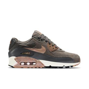 nike air max 90 grey blue leather sectional