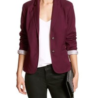 Banana Republic Womens Factory Boyfriend Blazer