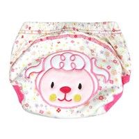 baby cloth diaper waterproof TPU panties cloth diapers training pants diaper cover For Newborn Baby