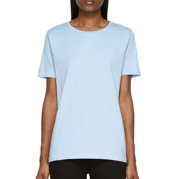 Acne Studios Blue Vista T-shirt