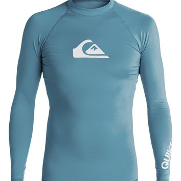All Time Long Sleeve Rash Tank 889351660763 | Quiksilver
