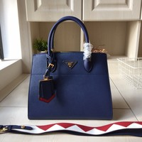 PRADA Clutch Messenger Bag ECS025897