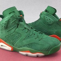 """Ready Stock"" Air Jordan 6 ¡°Gatorade¡± Men Sneaker"