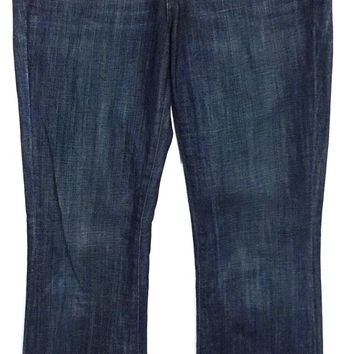 Adriano Goldschmied AG The Club Flare Jeans Dark Wash Women 28 Actual 30x31 - Preowned