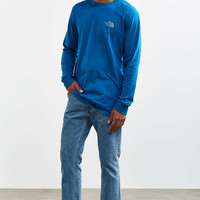 The North Face Red Box Long-Sleeve Tee - Urban Outfitters