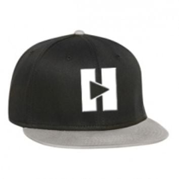 Harto Snapback (Black/Grey)