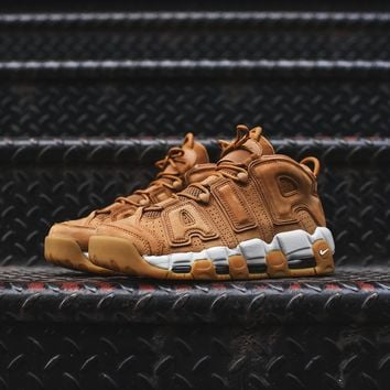 Nike Air More Uptempo PRM - Flax