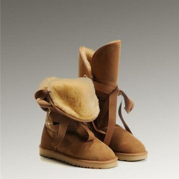 UGG Roxy Tall 5818 Boots Chestnut G