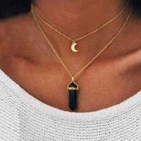 **FREE** Moon Choker Necklace