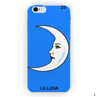 Loteria La Luna Quotes Mermaid For iPhone 6 / 6 Plus Case