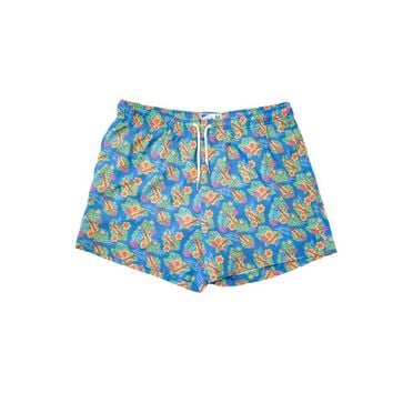 Bermies Originals Ukilele Trunks Blue