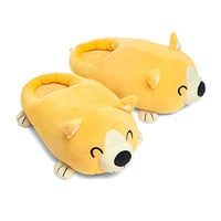 Corgi USB Heated Slippers - Exclusive