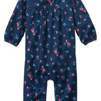 Gap Baby Factory Floral One Piece