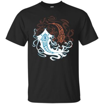 Avatar The Last Air Bender Two Snake2