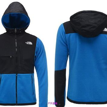 The north face Men's Denali Hoodies Fleece Jackets
