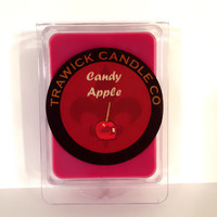 Scented Soy Wax Melt Tart Natural Candy Apple