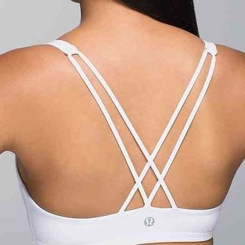 free to be bra | women's sports bras | lululemon athletica
