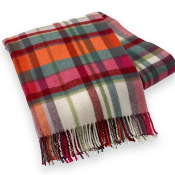 Venezia Lambswool Throw