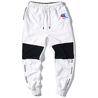 Supreme x Champion Edgy Simple Pants Trousers Sweatpants
