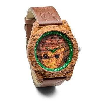Exclusive IAMA Groot Watch