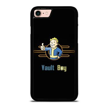 FALLOUT VAULT BOY THUMBS UP iPhone 8 Case
