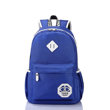 On Sale Hot Deal Casual College Comfort Back To School Pc Big Capacity Stylish Backpack [6304977412]