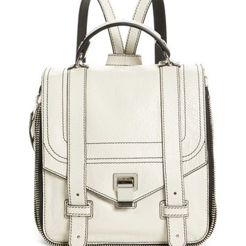Proenza Schouler PS1 Leather Convertible Backpack | Nordstrom