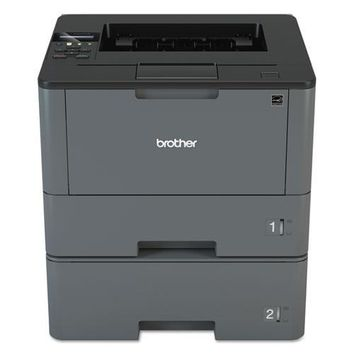 Brother HL-L5200DWT Business Laser Printer with Wireless Networking, Duplex and Dual Paper Trays