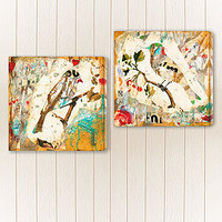 24Sq. Lucky In Love I and Lucky In Love II by Judy Paul | Wall Art and Decor| Home Decor | World Market