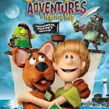Scooby-Doo Adventures-Mystery Map (Dvd/Os)