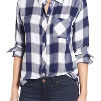 Rails Hunter Button Down Plaid Shirt | Nordstrom